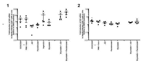 Distinct chromatin functional states correlate with HIV