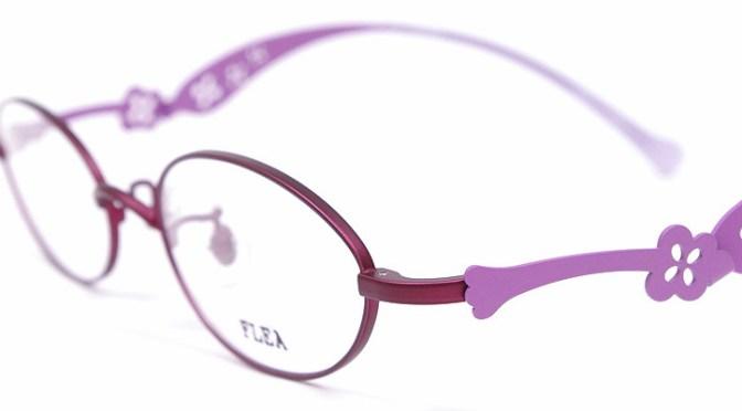 初めてのメガネはハンドメイド(^_^) FLEA601-38-46