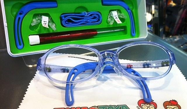 お母さんの声から開発された可愛いメガネ