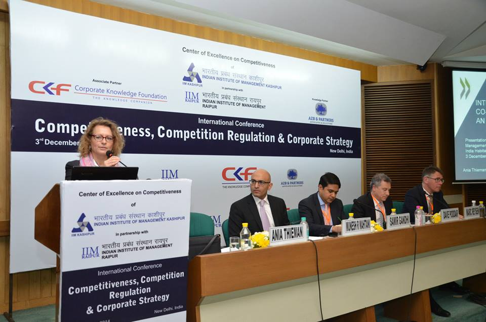 International Conference: Competitiveness,Competition Regulation