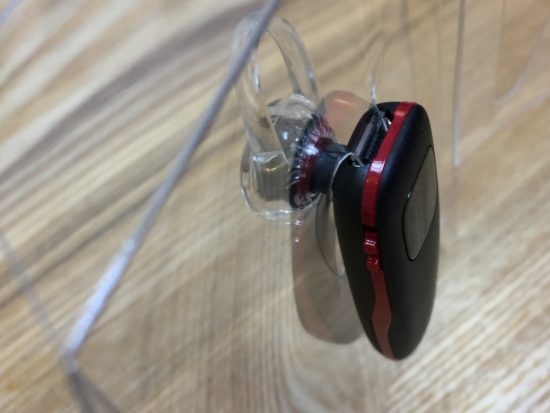 ブルートゥース片耳イヤホンM70画像