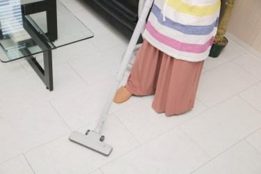 お布団に掃除機をかけた時に出る白い粉の正体と人体への影響
