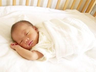 赤ちゃんの睡眠リズムをよく知って楽しく育児をしよう!