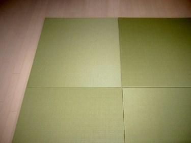 和モダンは琉球畳が映える!フローリング部屋でお布団で寝る