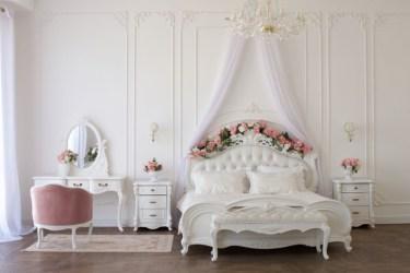 エレガントで可愛い!人気の姫系デザイン寝具カバー紹介!