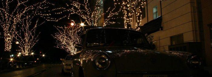 夜景 VW TYPEⅡHB