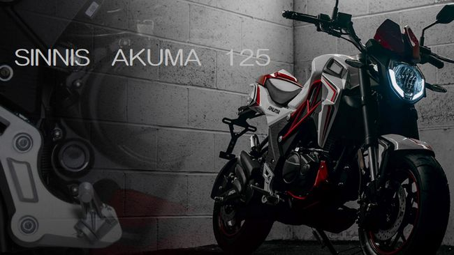 AKUMA125
