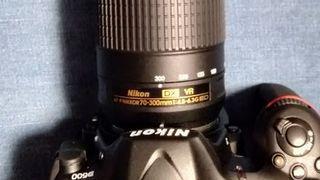 AF-P DX NIKKOR 70-300 ED VR