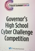 governors high school cyber challenge competition