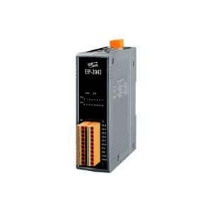 EIP-2042 CR :Ethernet/IP I/O Module 16DO isolated