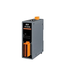 ET-2255U CR : Ethernet I/O Module/Modbus TCP/8DI/8DO/Push-Pull