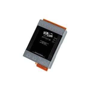 ET-7217-10 CR : Ethernet I/O Module/Modbus TCP/10-20AI/2 LAN