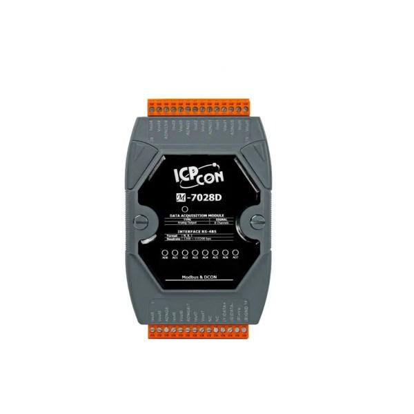 M 7028DCR ModbusRTU IO Module 02 140216