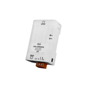 tNS-200GIN CR : PoE injector/Ethernet in/PoE Out /1 Ch./48V/30W