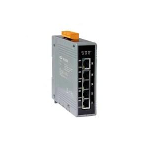 NS-205AG CR : Ethernet Switch/5 port/Gigabit/12-48VDC Input