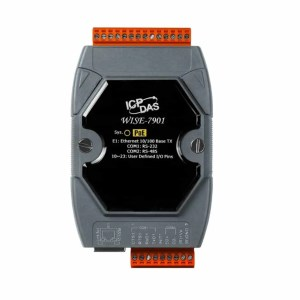 WISE-7901 CR : IoT Controller/Modbus TCP/User defined I/O