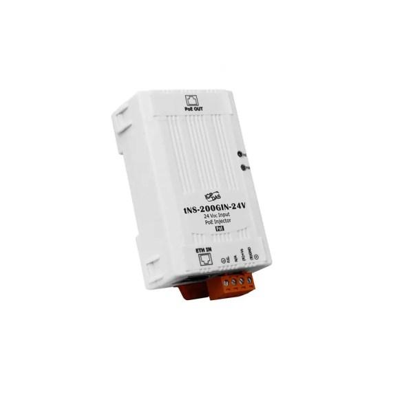 tNS 200GIN 24V PoE Injector 03 140717