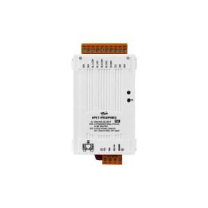 tPET-PD2POR2 CR : POE I/O Module/tiny/Modbus TCP/2DI dry/2PhotoMo