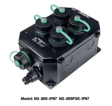 NS 205 IP67 NS 205PSE IP67
