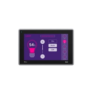 "X2 base 10 : 10"" HMI with iX runtime"
