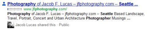 référencement google plus