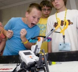 Curso de robótica eductaiva