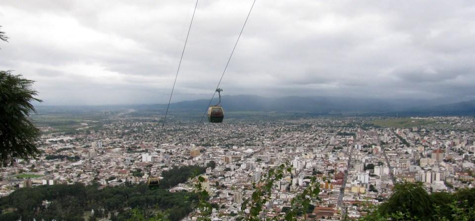 Salta - Cerro San Bernardo