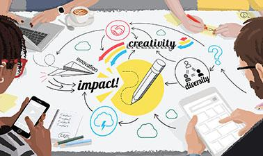 Design Thinking and Creativity for Innovation