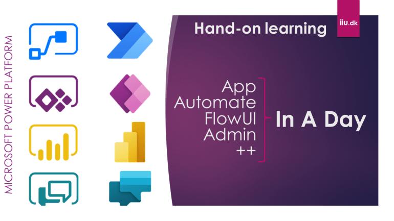 Power Platform Hands-on Learning