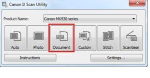 Canon IJ Scan Utility Ver.2.3.4