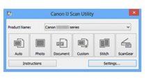 canon ij scan utility windows 10