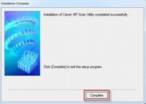 Canon Mf Scan Utility Windows 10
