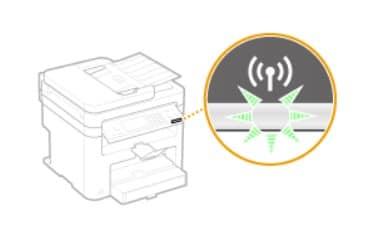 Canon imageCLASS MF216n Wireless Setup