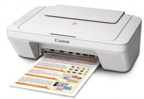 Canon MG2520 Scanner Driver