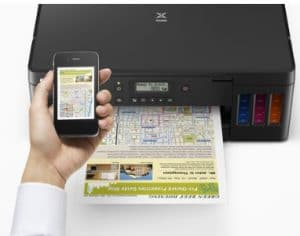 Connect & Print Easily