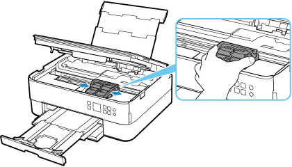 Canon : PIXMA Manuals : TS5300 series : Paper Is Jammed