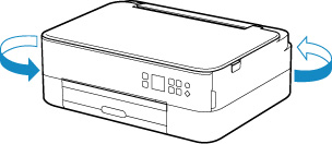 Canon : PIXMA Manuals : TS5300 series : Removing Jammed