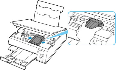 Canon : PIXMA Manuals : TS6300 series : Paper Is Jammed