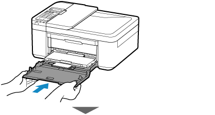 Canon : Příručky k zařízení Inkjet : TR4500 series : Tisk