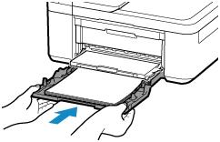 Canon : Inkjet Manuals : TR4500 series : Paper Settings