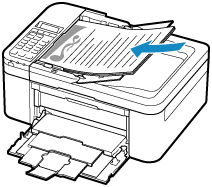 Canon : Inkjet Manuals : TR4500 series : Copying