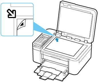Canon : Manuales de Inkjet : TR4500 series : Alineación