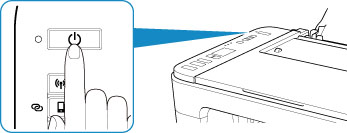 Canon : PIXMA Manuals : TS3300 series : Turning the