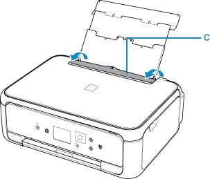 Canon : PIXMA-Handbücher : TS5100 series : Einlegen von
