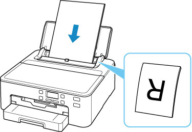 Canon : Inkjet-Handbücher : TS700 series : Einlegen von