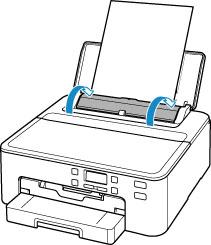 Canon : Inkjet Manuals : TS700 series : Paper Settings