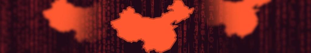 China blocks traffic post image