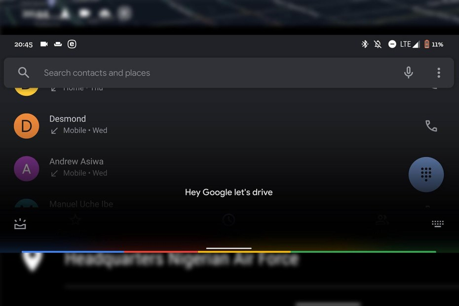 saying hey google lets ride assistant driving mode post image web feature image2
