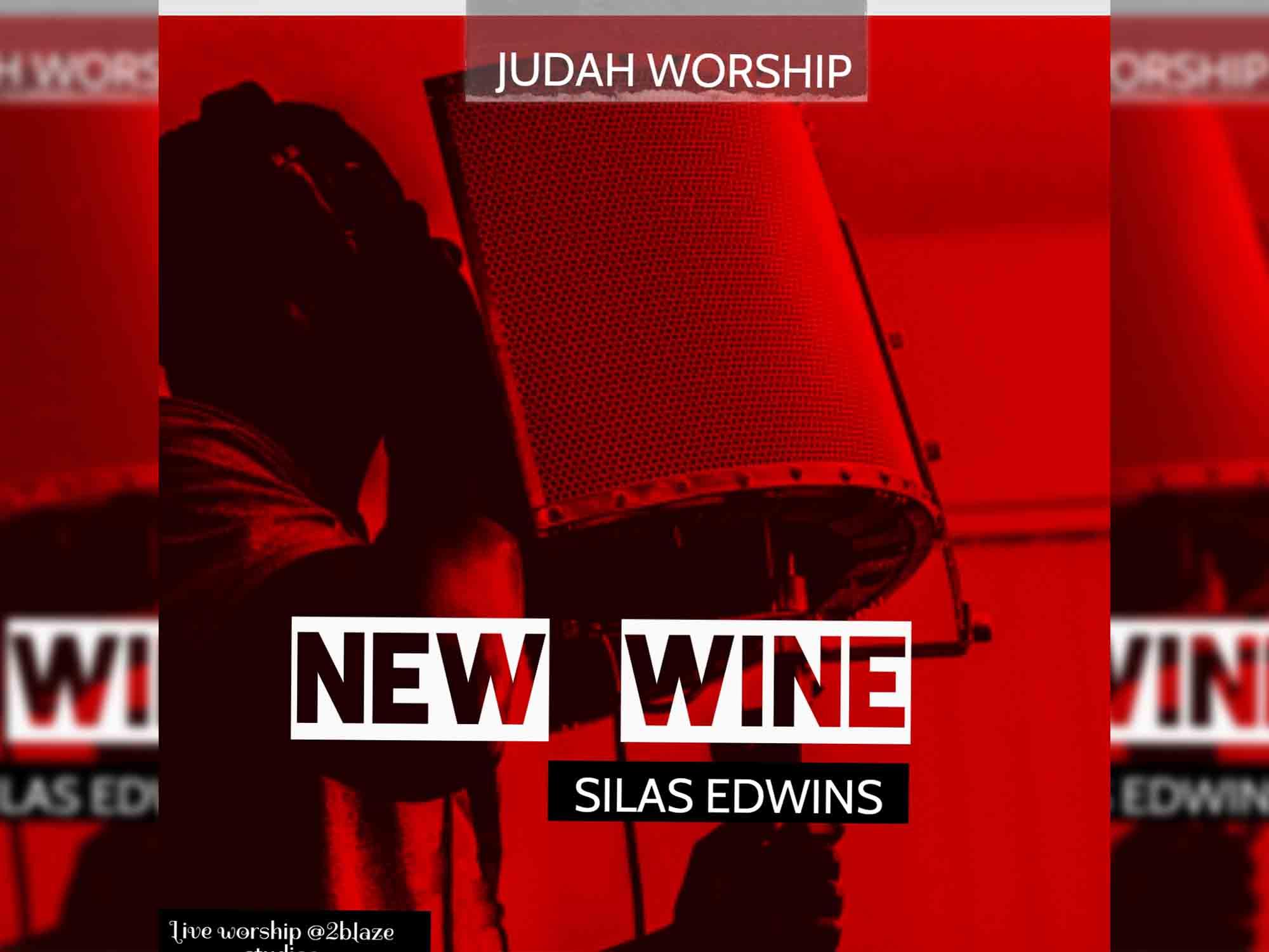 New Wine – Silas Edwins Track art
