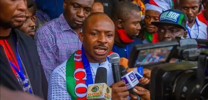 Abducted IYC President Regains Freedom, Vows To Go Ahead With Planned Protest